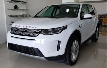 Land Rover DISCOVERY SPORT 2.0 D180 Turbo SE