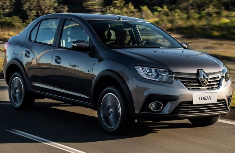Renault Logan 1.0 Life - Foto #1
