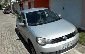 Volkswagen Polo Sedan Comfortline 1.6 8V I-Motion (Flex) (Aut)