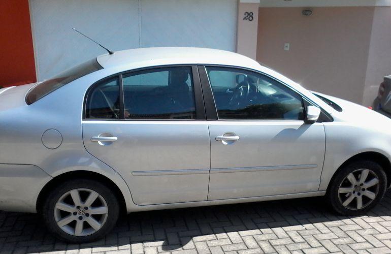 Volkswagen Polo Sedan Comfortline 1.6 8V I-Motion (Flex) (Aut) - Foto #4