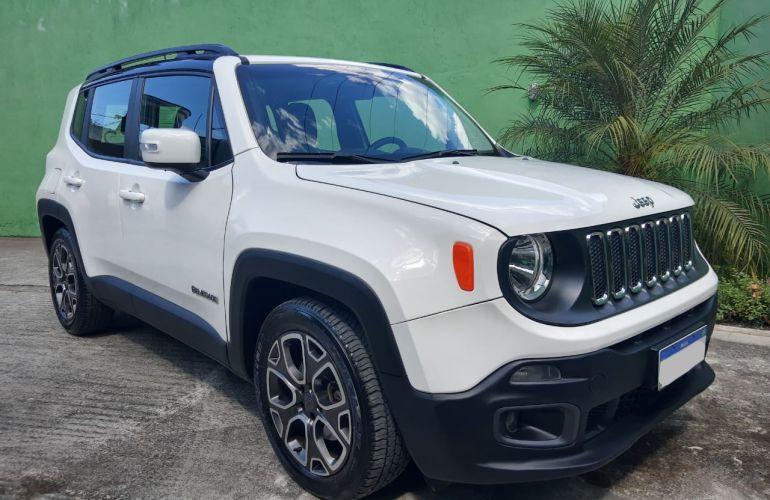 Jeep Renegade Longitude 1.8 (Aut) (Flex) - Foto #3