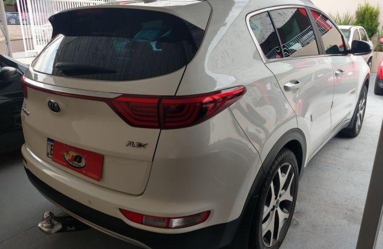 Kia Sportage 2.0 EX (Flex) (Aut) P.264 - Foto #4