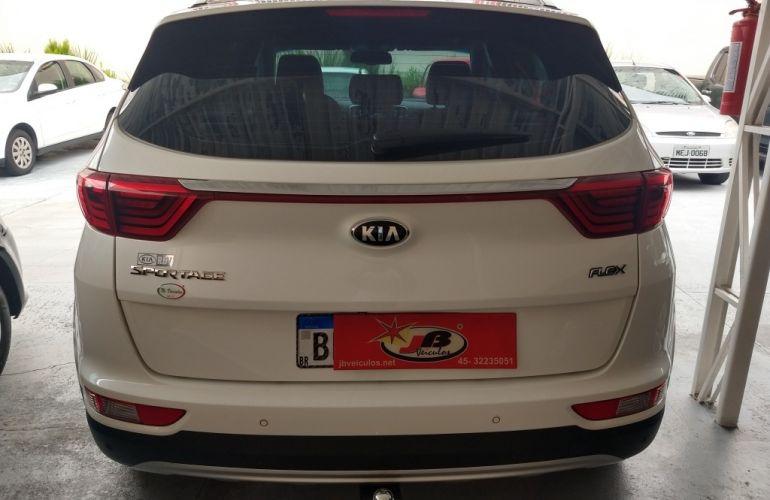 Kia Sportage 2.0 EX (Flex) (Aut) P.264 - Foto #6