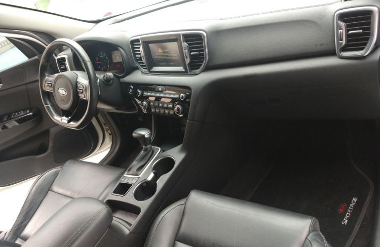 Kia Sportage 2.0 EX (Flex) (Aut) P.264 - Foto #8