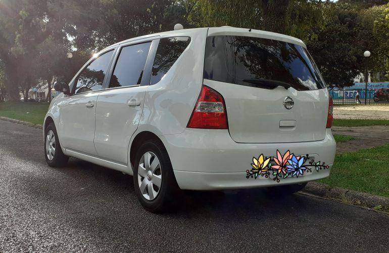 Nissan Livina 1.6 16V (flex) - Foto #4