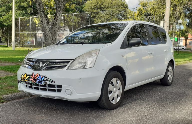 Nissan Livina 1.6 16V (flex) - Foto #8