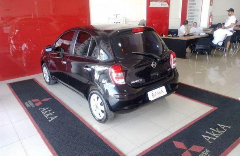 Nissan March SV 1.6 16V Flex - Foto #3