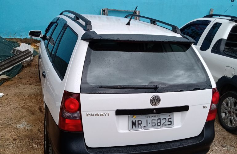 Volkswagen Parati Track Field 1.6 G4 (Flex) - Foto #2