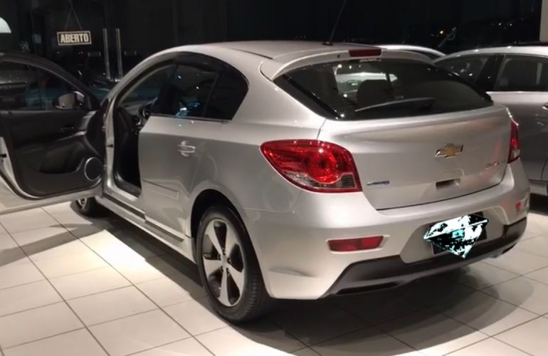 Chevrolet Cruze Sport6 LT 1.8 16V Ecotec (Aut) (Flex) - Foto #3