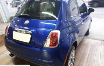 Fiat 500 Cult Dualogic 1.4 8V - Foto #4