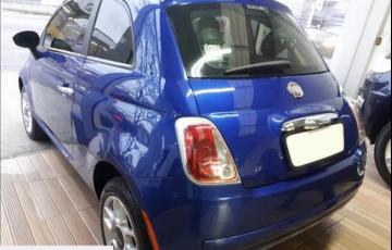 Fiat 500 Cult Dualogic 1.4 8V - Foto #5