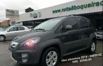 Fiat Idea Adventure 1.8 16V Flex