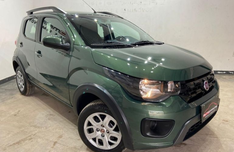 Fiat Mobi Evo Way 1.0 (Flex) - Foto #1