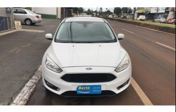 Ford Focus Sedan SE 2.0 16V PowerShift (Aut) - Foto #5