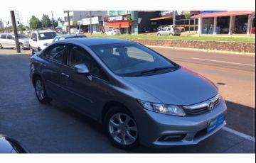 Honda New Civic LXS 1.8 (Aut) (Flex)