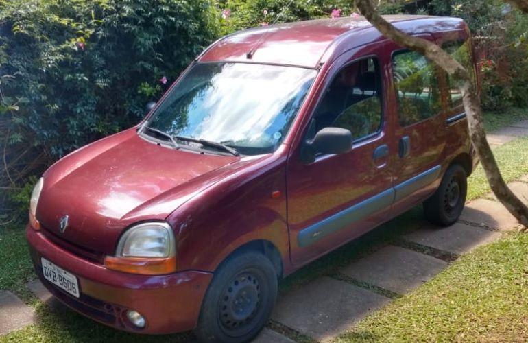 Renault Kangoo Expression 1.6 16V - Foto #1
