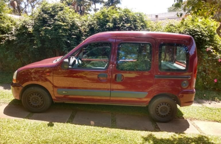 Renault Kangoo Expression 1.6 16V - Foto #2