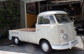 Volkswagen Kombi Pick-up 1.6 8V