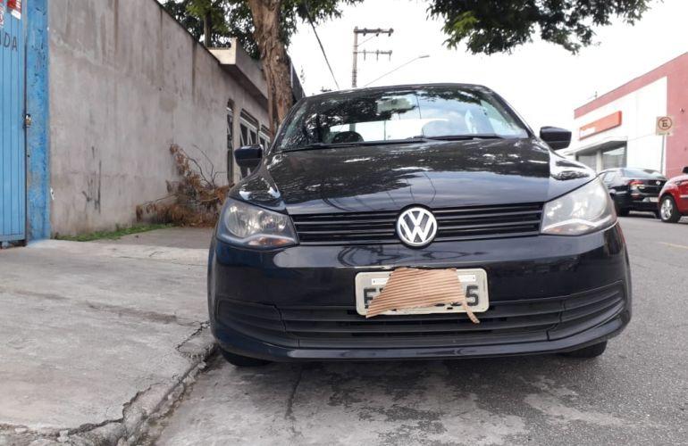 Volkswagen Voyage (G6) 1.6 VHT Total Flex - Foto #5