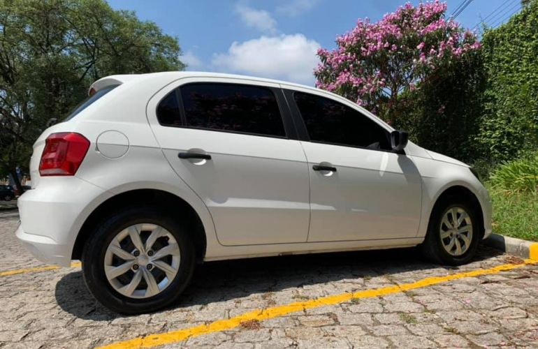 Volkswagen Gol 1.0 MPI (Flex) - Foto #5