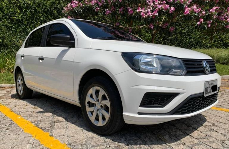 Volkswagen Gol 1.0 MPI (Flex) - Foto #1