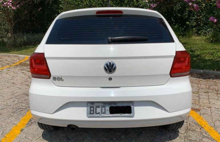 Volkswagen Gol 1.0 MPI (Flex) - Foto #8