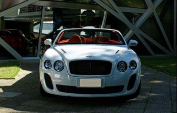 Bentley Continental GT Supersport W12 6.0 Turbo