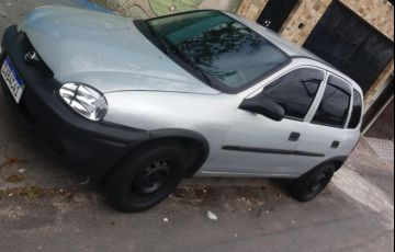 Chevrolet Corsa Hatch Wind 1.0 MPFi 4p - Foto #8