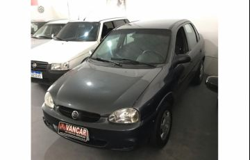 Chevrolet Corsa Sedan Super 1.0 MPFi