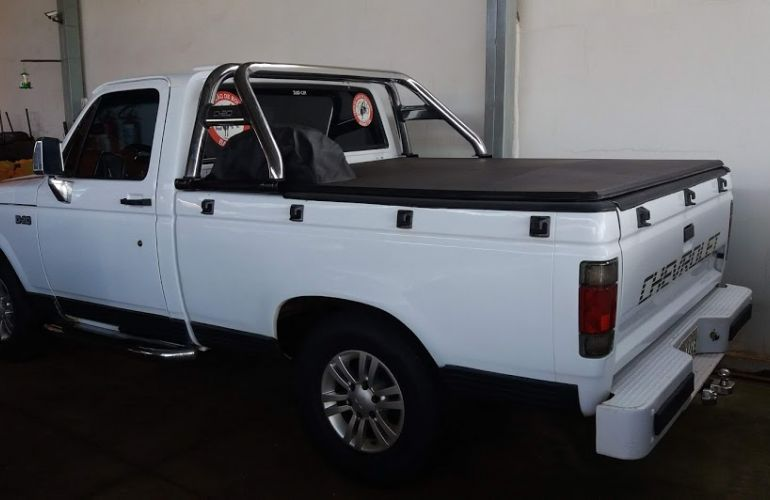 Chevrolet D20 Pick Up Custom Luxe Turbo 4.0 (Cab Simples) - Foto #1