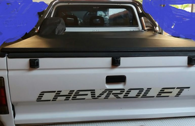 Chevrolet D20 Pick Up Custom Luxe Turbo 4.0 (Cab Simples) - Foto #3