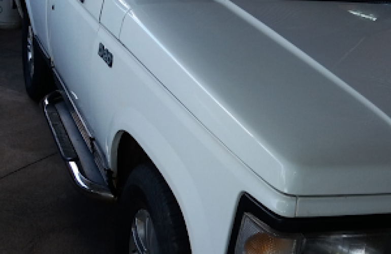 Chevrolet D20 Pick Up Custom Luxe Turbo 4.0 (Cab Simples) - Foto #5