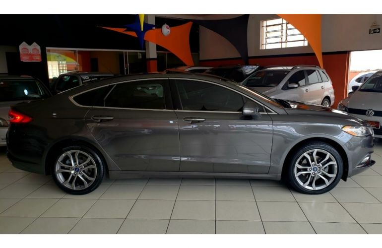 Ford Fusion 2.0 EcoBoost SEL (Aut) - Foto #4
