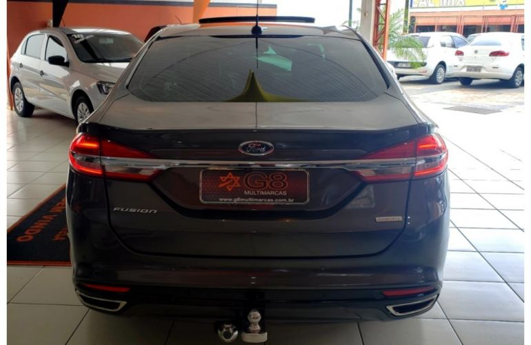 Ford Fusion 2.0 EcoBoost SEL (Aut) - Foto #6