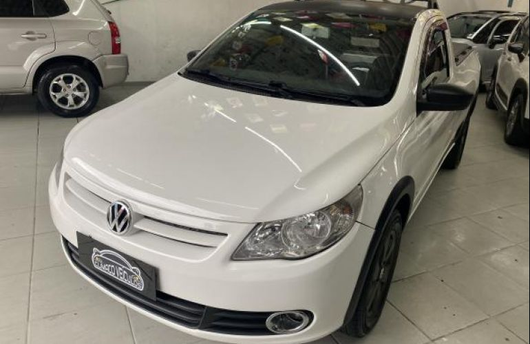 Volkswagen Saveiro 1.6 (Flex) - Foto #2