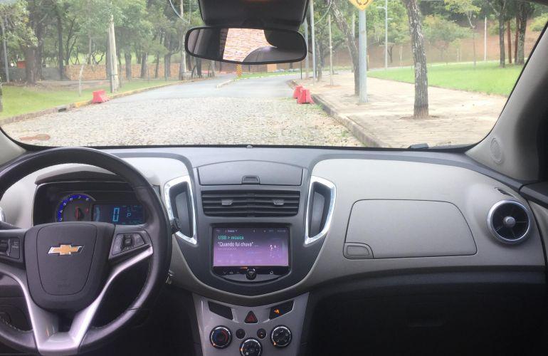 Chevrolet Tracker LTZ 1.8 16v (Flex) (Aut) - Foto #8