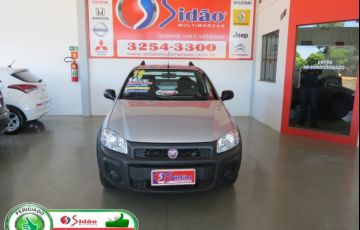 Fiat Strada 1.4 CS Hard Working