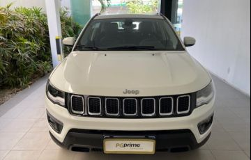 Jeep COMPASS 2.0 16V Longitude 4X4 - Foto #2