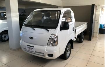 Kia Bongo K-2500 STD 4x2 RS (cab. simples) - Foto #1