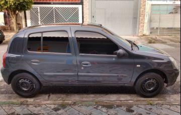 Renault Clio Hatch. Expression 1.0 16V 4p - Foto #4