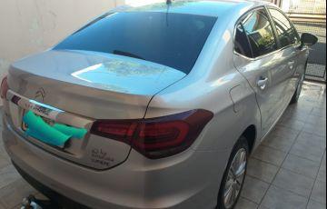 Citroën C4 Lounge Live 1.6 THP (Flex) (Aut)