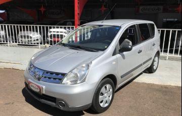 Nissan Livina 1.8 16V (flex) (aut)