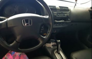 Honda Civic Sedan LX 1.7 16V (Aut) - Foto #8