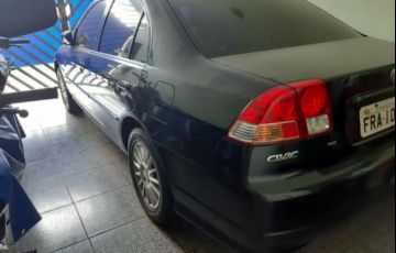 Honda Civic Sedan LX 1.7 16V (Aut) - Foto #10