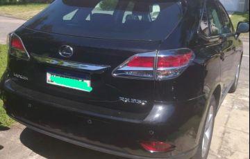 Lexus RX 350 3.5 V6 4WD (Aut)