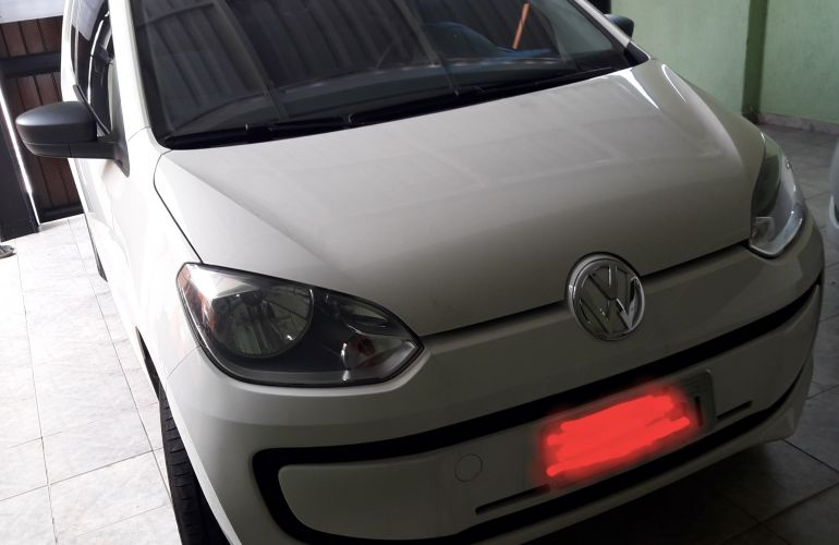 Volkswagen Up! 1.0 12v E-Flex take up! 2p - Foto #1
