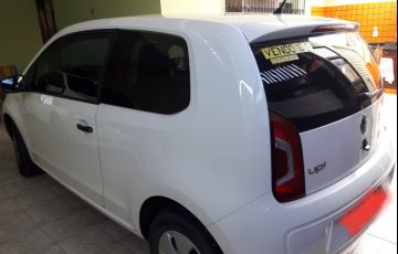 Volkswagen Up! 1.0 12v E-Flex take up! 2p - Foto #2