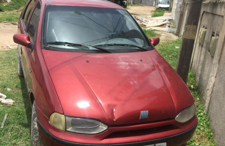 Fiat Palio EDX 1.0 MPi - Foto #6