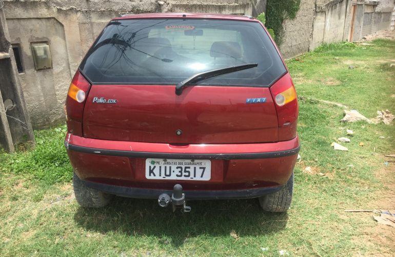 Fiat Palio EDX 1.0 MPi - Foto #7