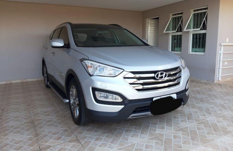 Hyundai Grand Santa Fe GLS 3.3L V6 4wd - Foto #6